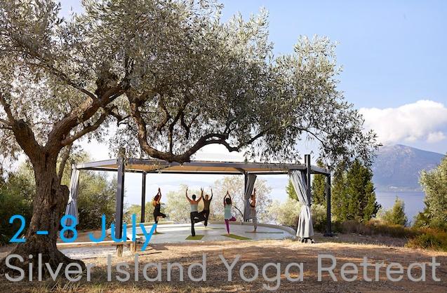 SilverIsland yoga retreat dates