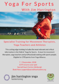 Yoga For Sports Training Jim Harrington Website
